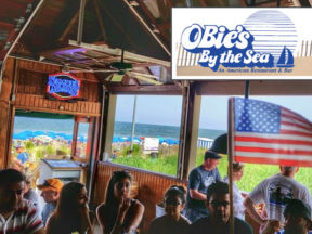 Obie's By The Sea Rehoboth Beach Boardwalk
