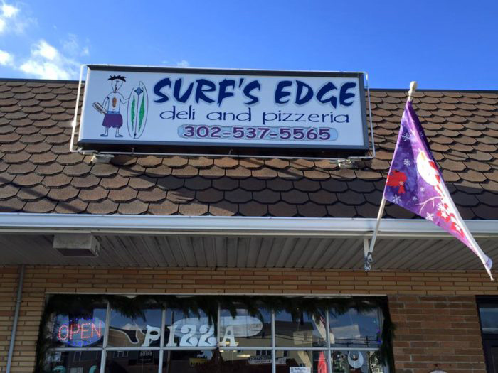 Surfs Edge Deli & Pizzeria Fenwick DE