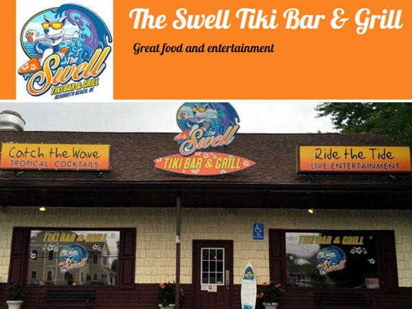 The Swell Tiki Bar & Grill Rehoboth Beach DE