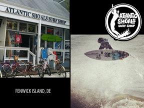 Atlantic Shoals Surf Shop Fenwick Island DE