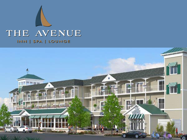 The Avenue Inn Spa Rehoboth Beach De
