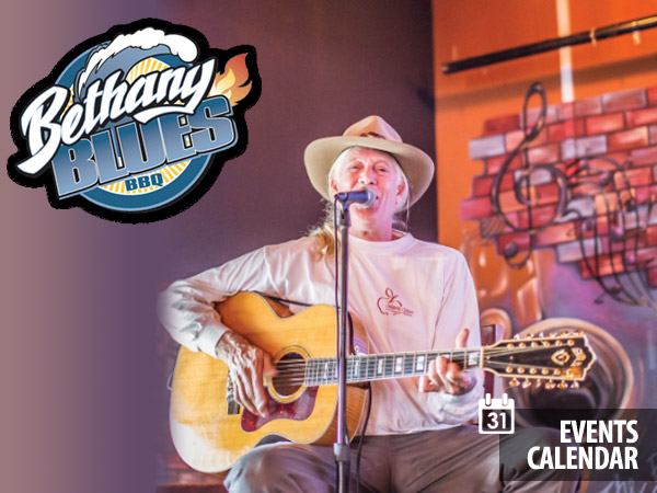 Bethany Blues BBQ - Calendar of Events, Live Entertainment