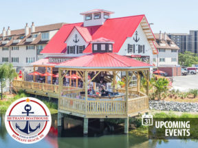 Bethany Boathouse Calendar of Events Live Entertainment