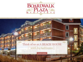 Boardwalk Plaza Hotel Rehoboth Beach DE