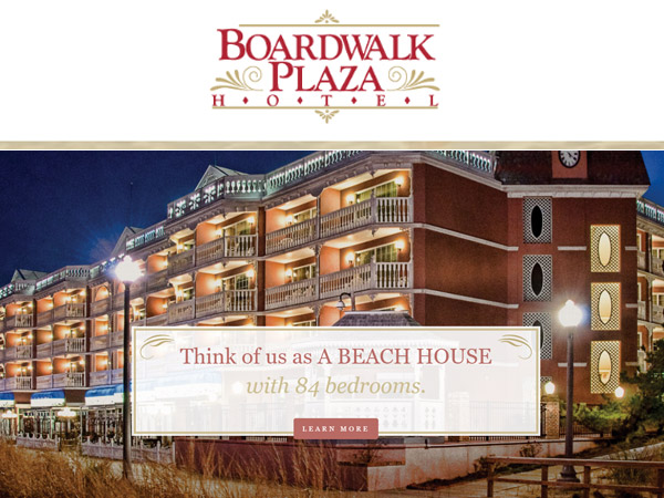 Boardwalk Plaza Hotel Rehoboth Beach DE