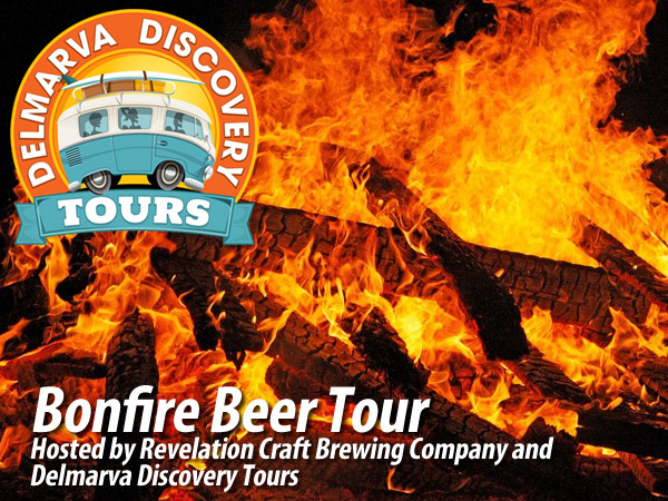 DelMarva Bonfire Beer Tour