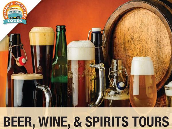 Rehoboth Beach Beer Wine Spirits Tours