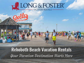 Long & Foster Vacation Rentals Rehoboth Beach