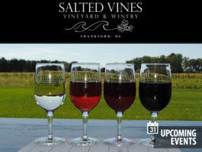 Salted Vines Vineyard & Winery - Friday Night Flights