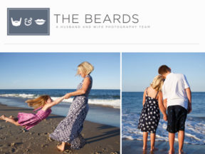The Beards Photography Beach Portraits Bethany Beach DE
