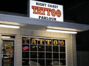 Right Coast Tattoo Fenwick Island