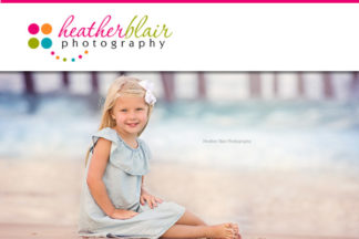 Heather Blair Photography - Rehoboth Beach DE Beach Photographer